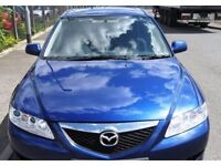 MAZDA 6 1.8TS[54 PLATE]ONLY-1 OWNER+LOW MILES 72K+MOT- JAN 2017+IMMACULATE CONDITION