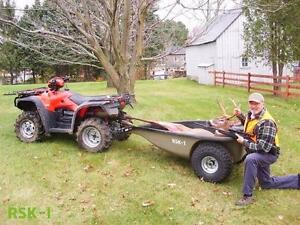 Best ATV Trailer For Huning in the world built by Hunters for Hunters In Canada In Stock Now