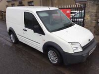 FORD TRANSIT CONNECT 1.8 TDCI (56) 1 YEAR MOT, WARRANTY £1795