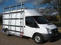 Glass van hire, Glazing van Self Drive Hire From £57.00 per day + VAT Ford & Mercedes