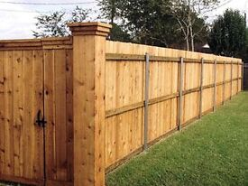 Allwood fencing 25years experience