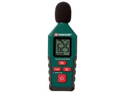 Decibelmetre numérique mesure ultraprécise jusqu'à 130 décibels Piles incluses