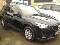 Mazda CX-5 2.2D 2WD ( Nav ) SE-L FULL LEATHER+SAT NAV+SUN ROOF)