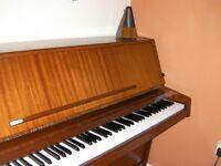 Challen Overstrung Piano