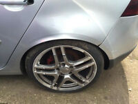 RIVA 18 inch VW golf mk5 alloys Gti tdi Audi seat 225/40/18