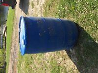 Barrels for sale.