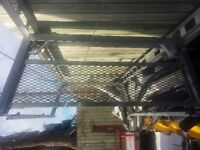 All aluminum roof rack for quick sale