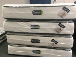 WAREHOUSE SALE of NEW WRAPPED BRAND NAME MATTRESS 70-90%off!