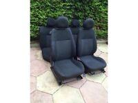 Corsa / combo 2005 seats interior no rips or burns 07594145438