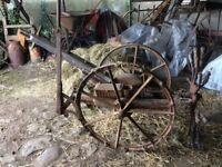 Vintage Potato Spinner
