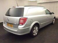 2012 Vauxhall ASTRA VAN SPORTIVE CDTI 1.7 Panel Van Diesel Manual