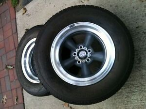 LOOKING FOR AMERICAN RACING TORQ THRUST RIMS & TIRES