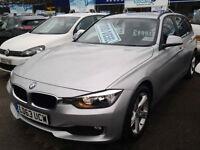 BMW 316 2.0TD 316d SE (FULL LEATHER+SAT NAV)