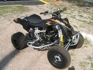 2008 can-am Ds450x $3200
