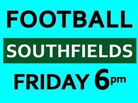 Play football games in South London for fun! NO Commitment!