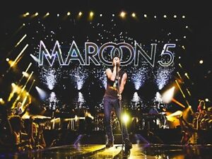 Marron 5 Ticket, BELOW COST, Sept 27, $140 each or $260 for 2