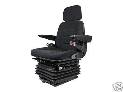 Suspension Swivel Seat Excavatorforkliftwheel Loaderdozerbackhoetractor Lk