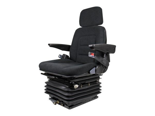 SUSPENSION SWIVEL SEAT EXCAVATOR,FORKLIFT,WHEEL LOADER,DOZER,BACKHOE,TRACTOR #LK