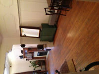 July1st fully furnished room for rent