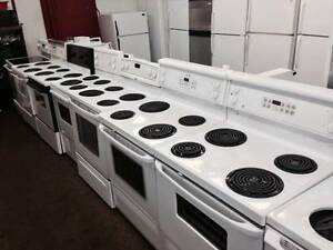 FULL SIZE STOVE OVEN RANGE SELF CLEANING-----------WITH WARRANTY