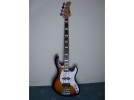Cort GB334 bass guitar