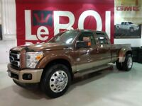 Ford F-350 KING RANCH FX4 DIESEL DRW 2012