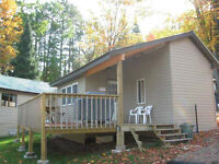 Cottage Rental north of Muskoka: 2 bedrooms