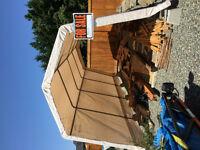 ShelterLogic Storage shed