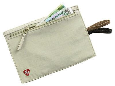 Lewis N Clark RFID Hidden Travel Wallet Protects Against Pickpocketing 1237