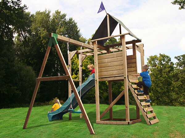 8 Features to Look for in a Climbing Frame