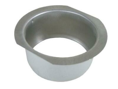 "Gutter Downspout Outlet Aluminum Round 2 3/8"" or 2 3/4"""
