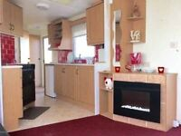 cheap starter static caravan for sale Crimdon Dene holiday park north east coast all in price