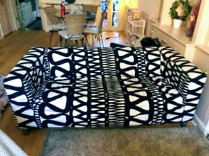 Ikea klippan sofa couch  Washable cover