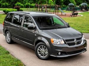 2016 Dodge Caravan with lots of features!