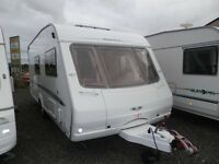 EARLY BIRD SALE STILL ON * MASSIVE REDUCTIONS * 2005 SWIFT CHALLENGER 530SE 4-BERTH TOURING CARAVAN