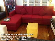 New Beautiful Sofa Lounge, Custom Made Sofa Bed, Top Quality Couc Chatswood Willoughby Area Preview