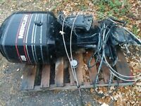 Merc 115HP for Parts
