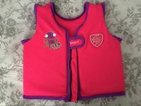 Pink Speedo Swim Jacket