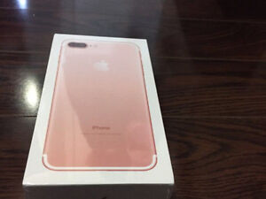 iPhone 7 Plus Brand New Condition
