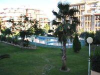 Holiday two bed ground floor apartment Costa Brava, La Mata, North Torrevieja, Alicante Spain.