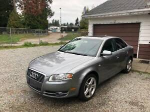 2007 Audi a4 2.0T quattro *You won't believe how she drives*