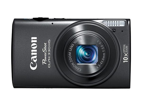 Canon PowerShot Digital ELPH 330 HS