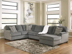 Ashley Furniture 3 Piece Sectional