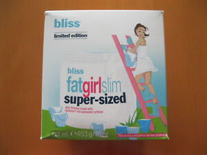 Bliss FatGirlSlim SUPERSIZE 16oz – Limited Edition – New in Box