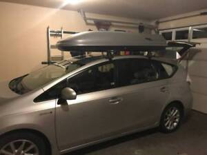Thule Roof Top Carrier (Evolution)  Ski Box