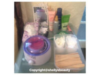 Waxing & beauty treatments