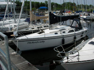 1990 Hunter Legend 35.5 for sale