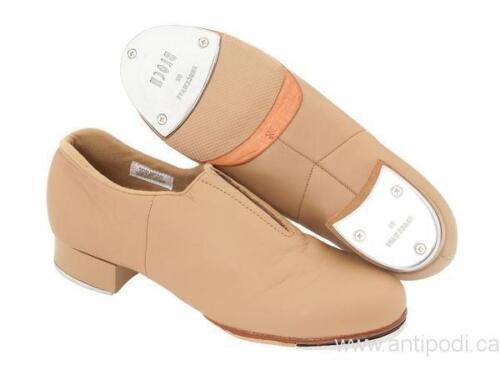 Bloch Tan Tap-Flex Slip-On Tap Shoes