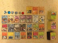 Rare/Valuable Pokemon cards--14 very Rare cards--415 cards total