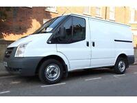 VAN & MAN in north London. Modern van with working driver. For more details search VAVAVAN
